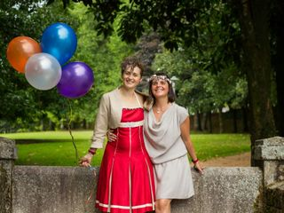 La boda de Ana y Patricia