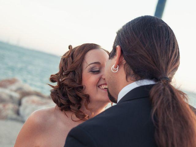 La boda de Pepe y Elena en El Puerto De Santa Maria, Cádiz 1