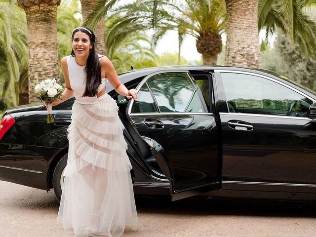 La boda de José y Tamara en Cala De San Vicente Ibiza, Islas Baleares 3
