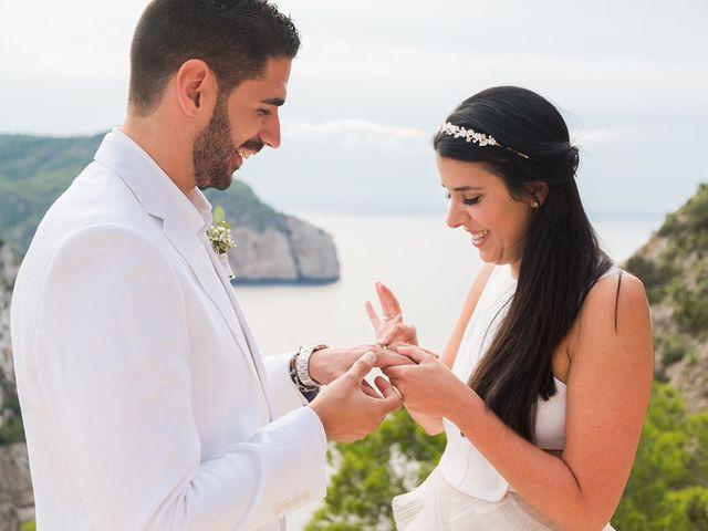 La boda de José y Tamara en Cala De San Vicente Ibiza, Islas Baleares 5