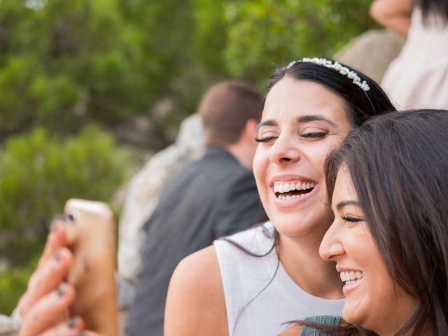La boda de José y Tamara en Cala De San Vicente Ibiza, Islas Baleares 6
