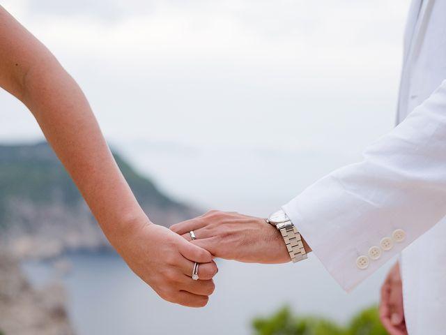 La boda de José y Tamara en Cala De San Vicente Ibiza, Islas Baleares 7