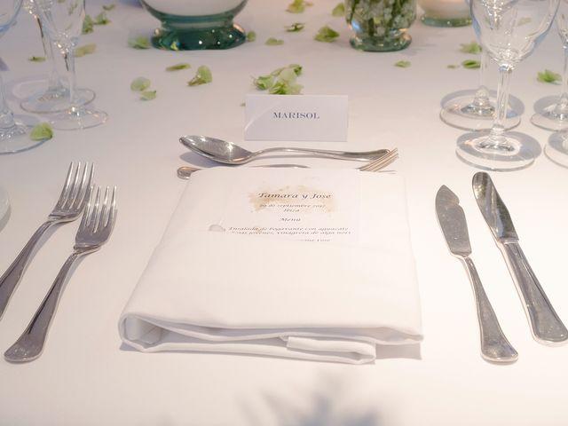 La boda de José y Tamara en Cala De San Vicente Ibiza, Islas Baleares 9