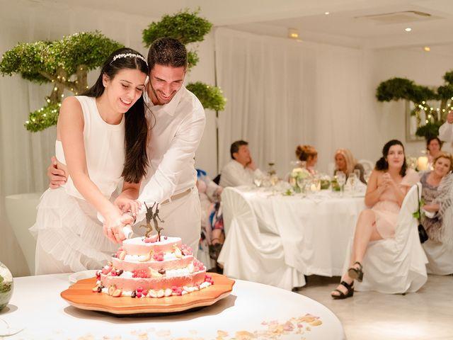 La boda de José y Tamara en Cala De San Vicente Ibiza, Islas Baleares 12
