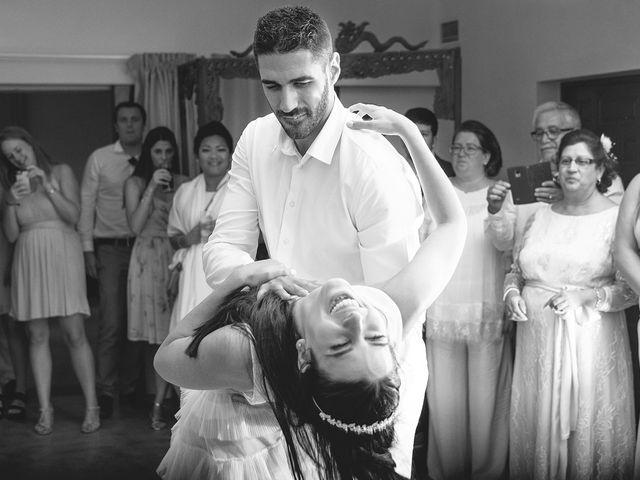 La boda de José y Tamara en Cala De San Vicente Ibiza, Islas Baleares 19