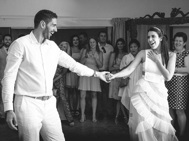 La boda de José y Tamara en Cala De San Vicente Ibiza, Islas Baleares 21