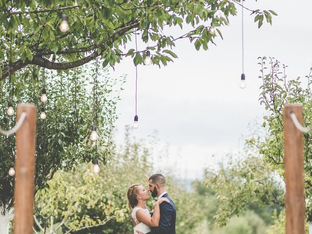 La boda de Mery y Cristian