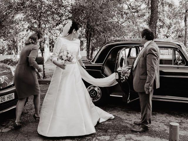 La boda de Nacho y Marina en Madrid, Madrid 38