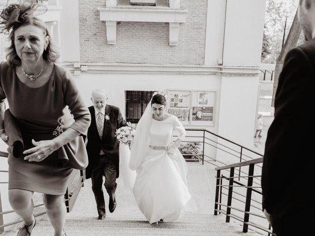La boda de Nacho y Marina en Madrid, Madrid 40