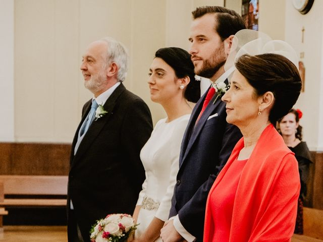 La boda de Nacho y Marina en Madrid, Madrid 46