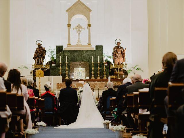 La boda de Nacho y Marina en Madrid, Madrid 52