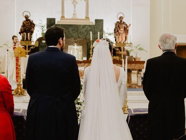 La boda de Nacho y Marina en Madrid, Madrid 57