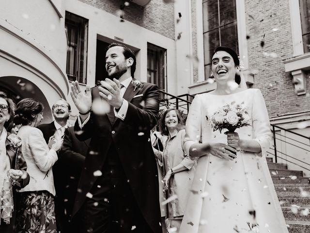 La boda de Nacho y Marina en Madrid, Madrid 77