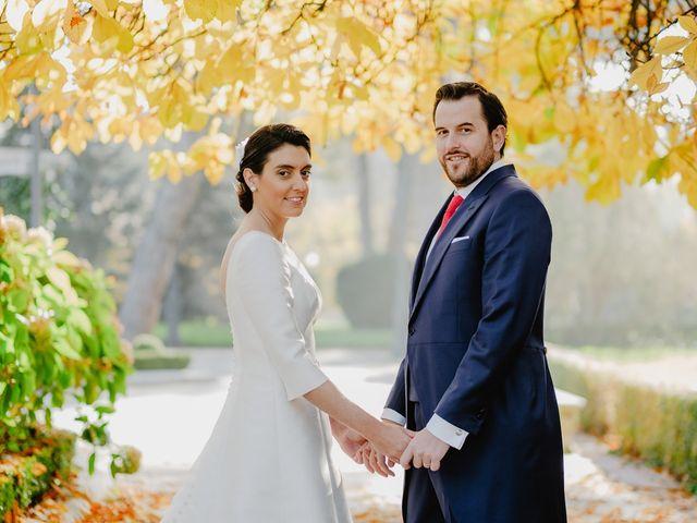 La boda de Nacho y Marina en Madrid, Madrid 93