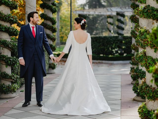 La boda de Nacho y Marina en Madrid, Madrid 107
