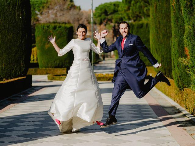 La boda de Nacho y Marina en Madrid, Madrid 113