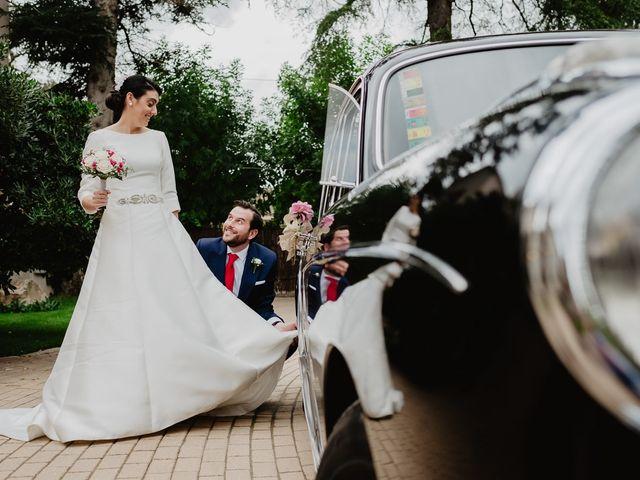 La boda de Nacho y Marina en Madrid, Madrid 120