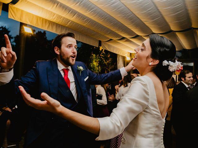 La boda de Nacho y Marina en Madrid, Madrid 155