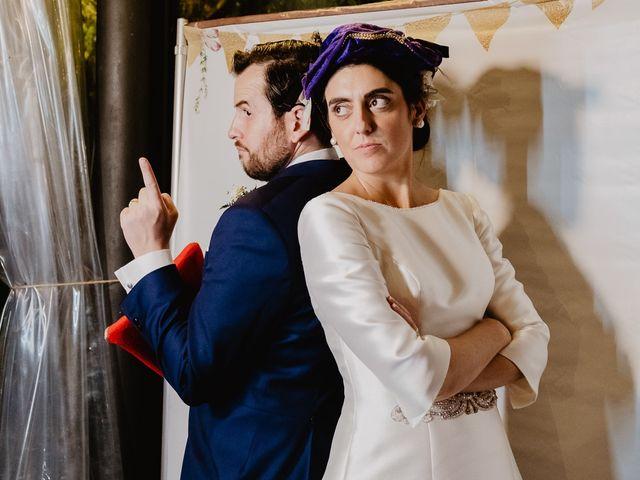 La boda de Nacho y Marina en Madrid, Madrid 158