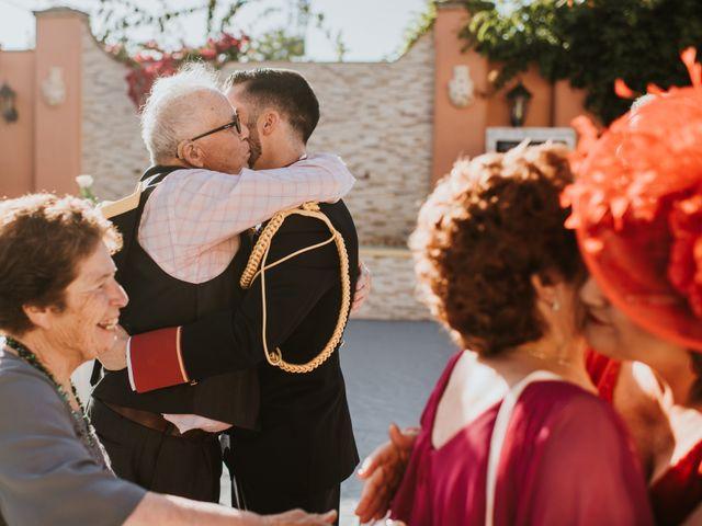 La boda de Miguel y Ana en Mijas Costa, Málaga 35