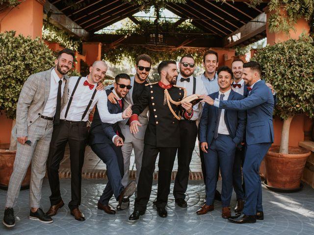 La boda de Miguel y Ana en Mijas Costa, Málaga 38