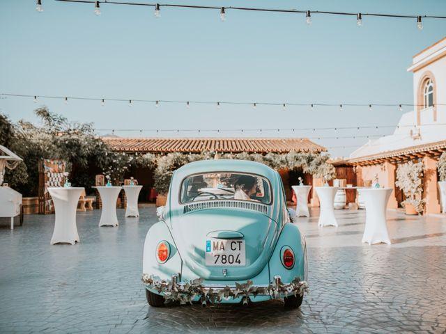 La boda de Miguel y Ana en Mijas Costa, Málaga 40