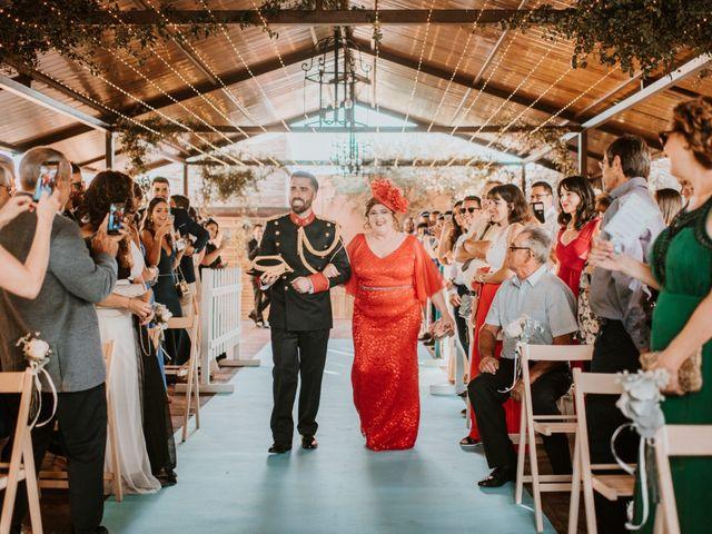 La boda de Miguel y Ana en Mijas Costa, Málaga 43