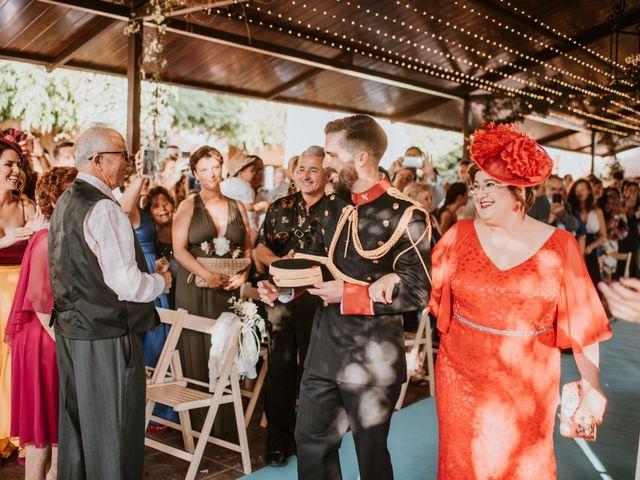 La boda de Miguel y Ana en Mijas Costa, Málaga 45