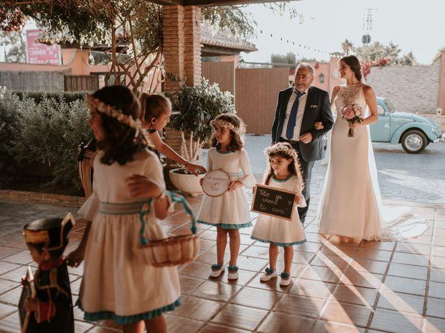 La boda de Miguel y Ana en Mijas Costa, Málaga 48