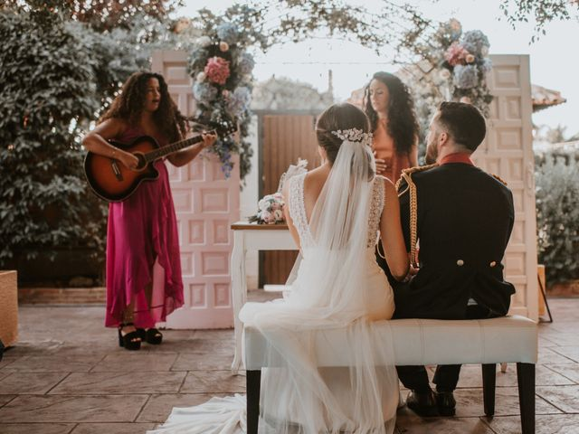 La boda de Miguel y Ana en Mijas Costa, Málaga 76