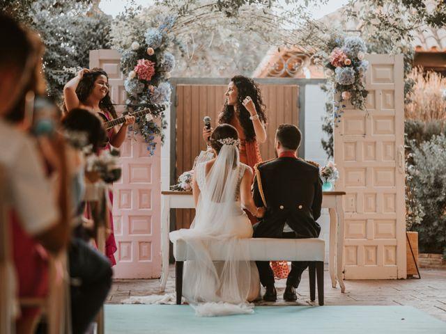 La boda de Miguel y Ana en Mijas Costa, Málaga 80