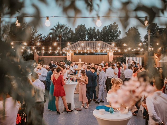 La boda de Miguel y Ana en Mijas Costa, Málaga 101