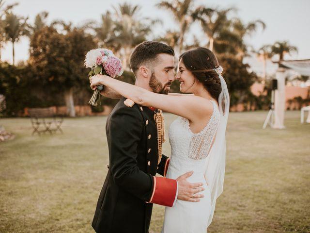 La boda de Miguel y Ana en Mijas Costa, Málaga 123