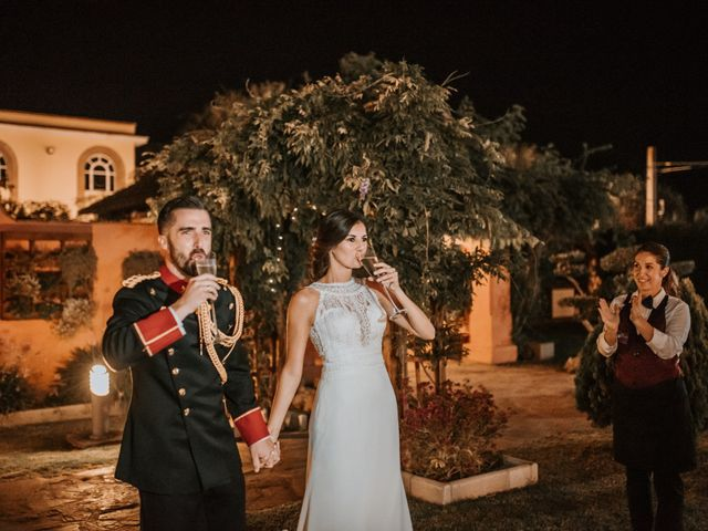La boda de Miguel y Ana en Mijas Costa, Málaga 140
