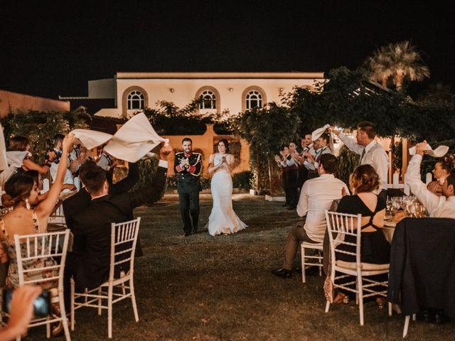 La boda de Miguel y Ana en Mijas Costa, Málaga 141