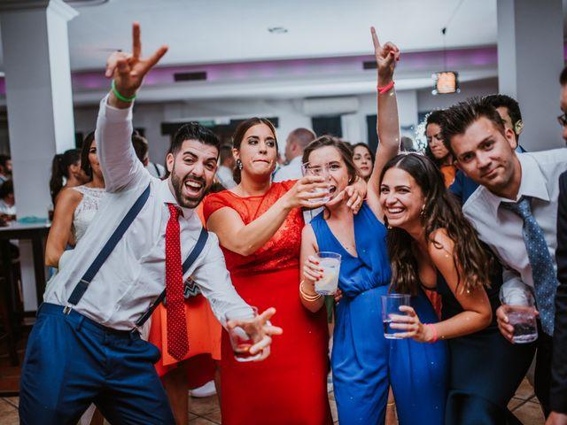 La boda de Miguel y Ana en Mijas Costa, Málaga 155