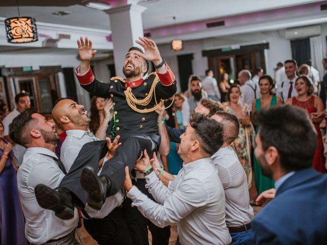 La boda de Miguel y Ana en Mijas Costa, Málaga 156