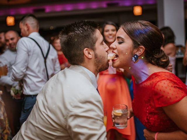 La boda de Miguel y Ana en Mijas Costa, Málaga 158