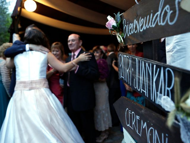 La boda de Juan Carlos y Patricia en Loiu, Vizcaya 12