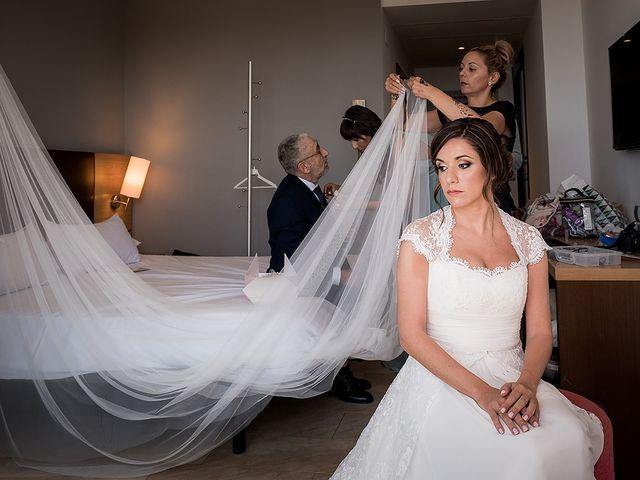 La boda de Carlos y Nadia en Conil De La Frontera, Cádiz 12
