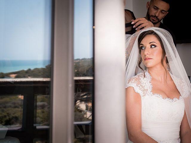 La boda de Carlos y Nadia en Conil De La Frontera, Cádiz 13