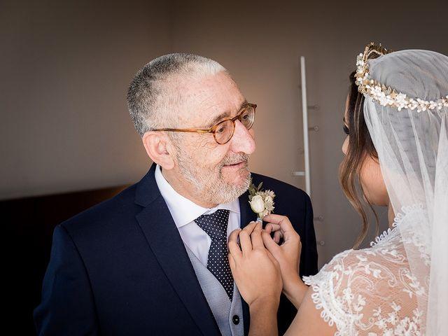 La boda de Carlos y Nadia en Conil De La Frontera, Cádiz 14