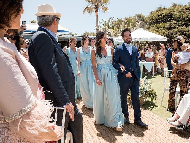 La boda de Carlos y Nadia en Conil De La Frontera, Cádiz 16