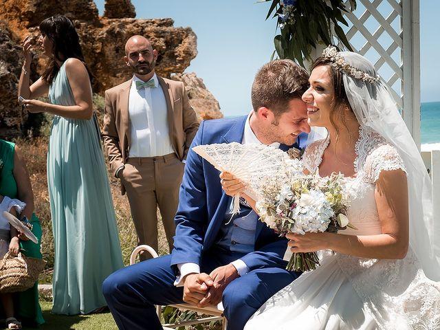 La boda de Carlos y Nadia en Conil De La Frontera, Cádiz 18
