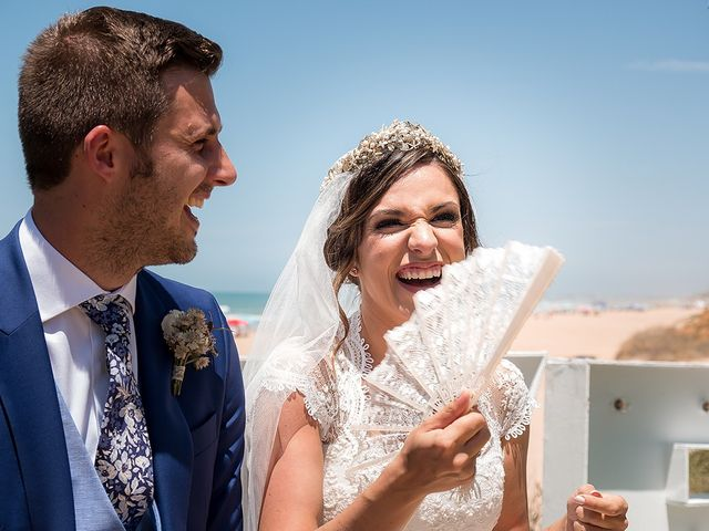 La boda de Carlos y Nadia en Conil De La Frontera, Cádiz 20
