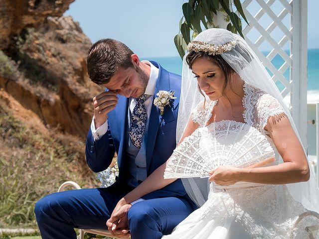 La boda de Carlos y Nadia en Conil De La Frontera, Cádiz 21