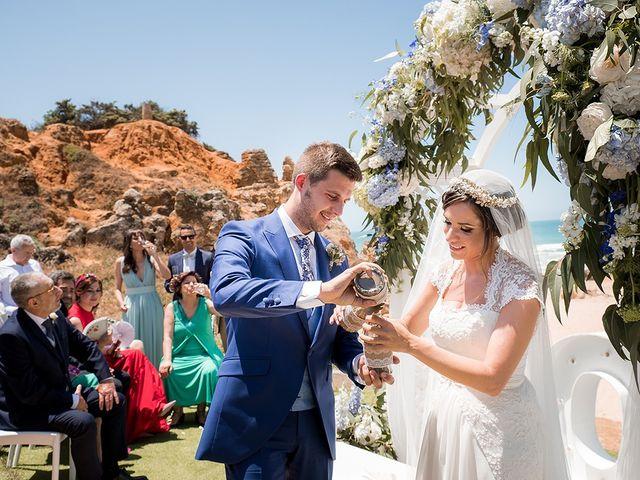 La boda de Carlos y Nadia en Conil De La Frontera, Cádiz 23
