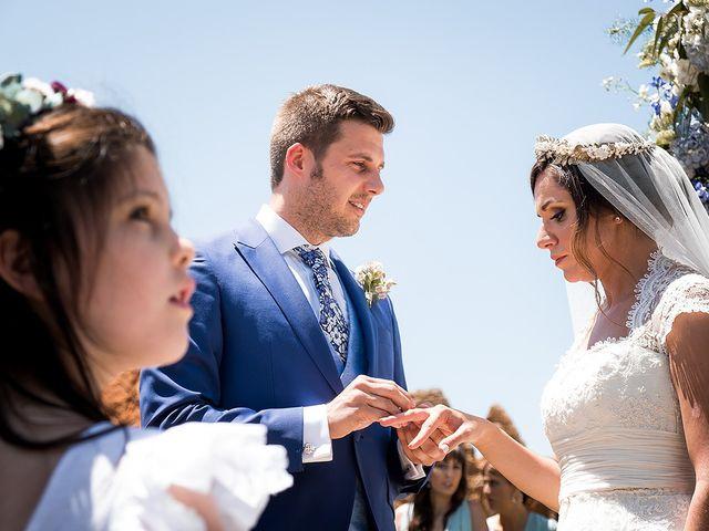 La boda de Carlos y Nadia en Conil De La Frontera, Cádiz 25
