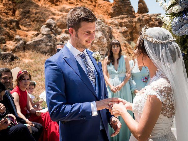 La boda de Carlos y Nadia en Conil De La Frontera, Cádiz 26