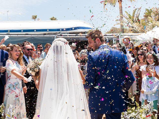 La boda de Carlos y Nadia en Conil De La Frontera, Cádiz 29